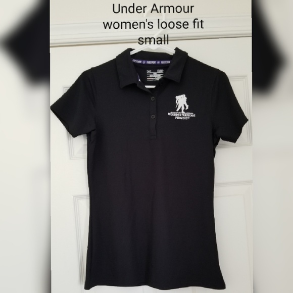 f1eb34be Under Armour Tops | Wounded Warrior Project Shirt | Poshmark